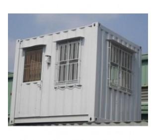 Tại sao nên sử dụng container văn phòng làm nhà ở công trình?