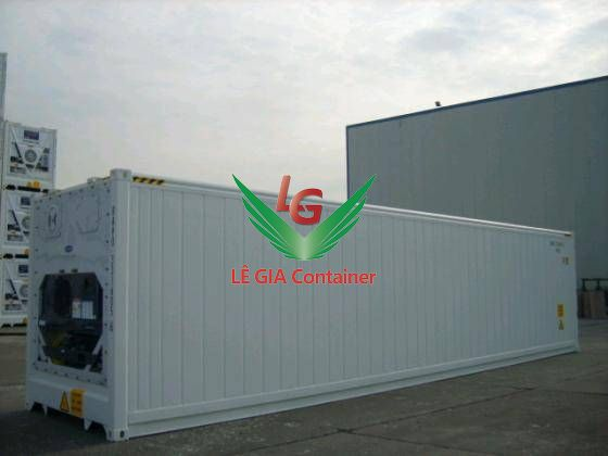 Container lạnh 40 feet mẫu 2