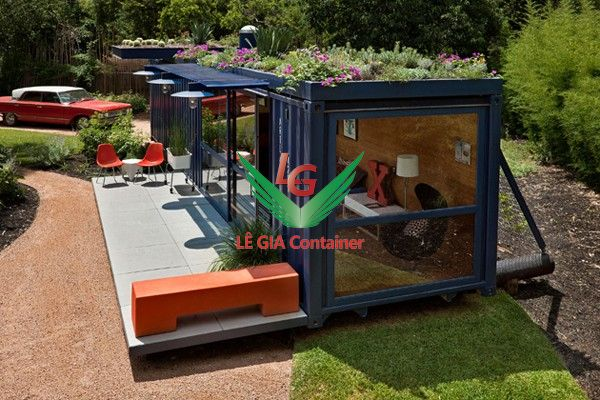 Container nhà nghỉ, nhà khách (guest house)