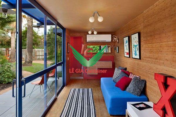 Container nhà nghỉ, nhà khách (guest house) 2