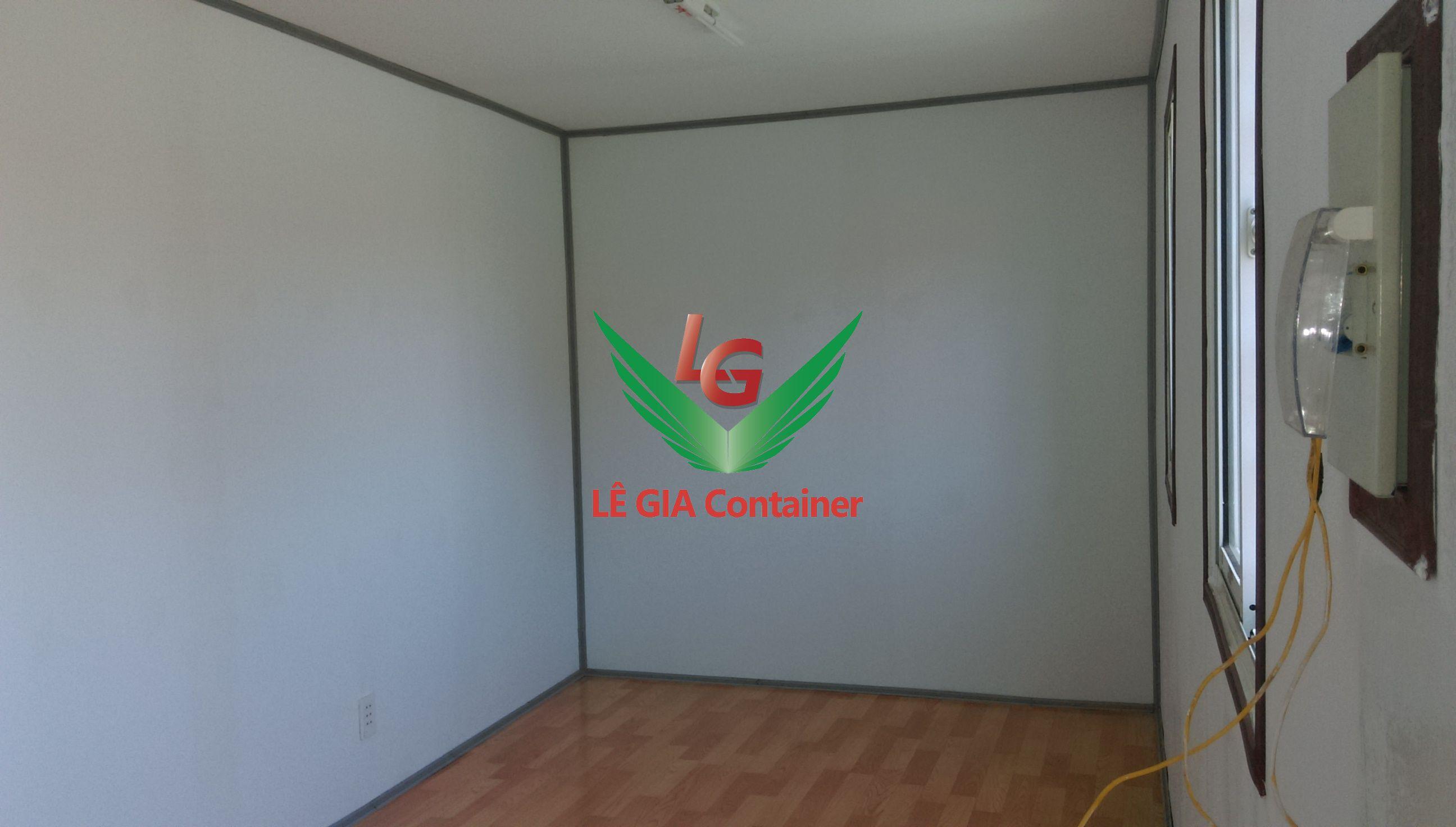 Container văn phòng 20 feet mẫu 4