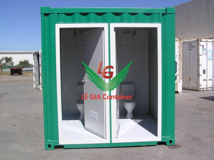 Container Toilet 10 feet