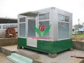 Container ATM 20 feet mẫu 2