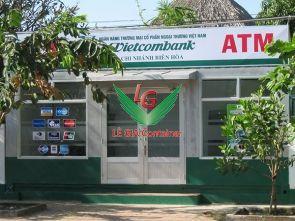 Container ATM 20 feet mẫu 3