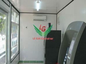 Container ATM 20 feet mẫu 4
